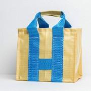 Comme des Garçons Shirt S27612 Bag Yellow/ Blue