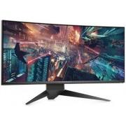 Dell Monitor Gaming Curvo DELL Alienware 3418DW (34'' - 4 ms - 120 Hz - NVIDIA G-Sync)