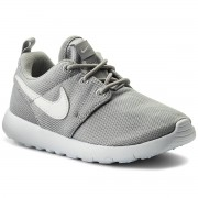 Pantofi NIKE - Roshe One (PS) 749427 033 Wolf Grey/White