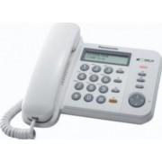 Telefon analogic Panasonic KX-TS580FXW Alb