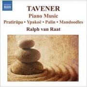J. Tavener - Piano Music (0747313044276) (1 CD)
