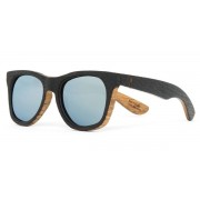 Lunettes de soleil Woodzee Maker's Mark x Sierra Mirrored Petrol
