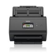 Escáner Brother Ads2800w 30ppm / Alta velocidad / Dual / Adf 50hojas / USB / Wifi