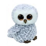 Jucarie De Plus Beanie Boos Owlette White Owl