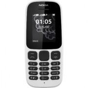 Nokia 105 Dual Sim - 2017 (White)