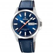 Reloj F20358/3 Azul Festina Hombre Acero Clasico Festina