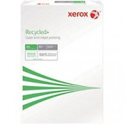 Xerox Recycled+ Printer Paper A4 80gsm White 117 CIE 500 Sheets