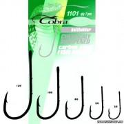 Крючки Cobra серия:1101 1уп-10 шт № 4NSB КР-000117