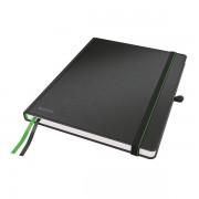 Caiet de birou Complete, format iPad, dictando, negru