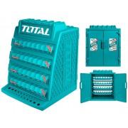 TOTAL - Expozitor burghie - capacitate 260 buc MTO-TAKD2608M
