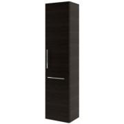 Dulap inalt suspendat, cu cos de rufe, Aquaform Amsterdam, legno inchis, 40x32xH170 -0415-202612