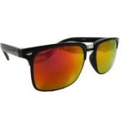 Els Rectangular Sunglasses(Red, Yellow)