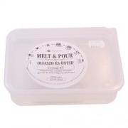 Bază de săpun Melt & Pour Transparent 500g