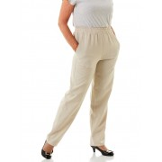 Senior's Choice Ladies Fawn Woven Pants - Fawn 16