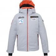 Phenix Junior Jacket NORWAY ALPINE TEAM silver
