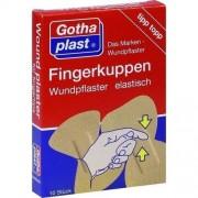 Gothaplast Verbandpflasterfabrik GmbH GOTHAPLAST Fingerkuppenpflaster elastisch 10 St