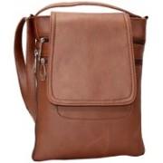 Barsha sling bag Brown Sling Bag