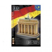 Puzzle 3D 31 piese Poarta Brandenburg