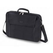 """Dicota D30447-V1 17.3"""" Briefcase Black notebook case"""