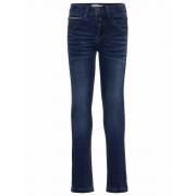 Name It! Jongens Lange Broek - Maat 134 - Denim - Jeans