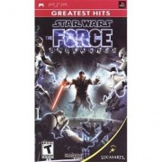 Star Wars The Force Unleashed Greatest Hits - Psp - Unissex