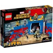 Lego Klocki konstrukcyjne Marvel Super Heroes Thor 76088