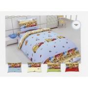 Lenjerie de pat copii Cars