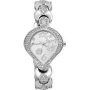 Rich Club RC-1295 Dazzling Silver Watch Watch - For Girls