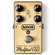 MXR M77 Custom Badass Overdrive Pedal guitarra eléctrica