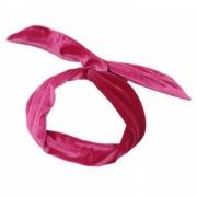 Headband Velvet Pink - Accessoires