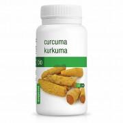 Purasana kurkuma curcuma bio capsules - 120vcaps
