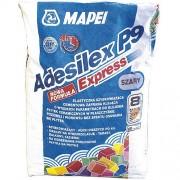 Adesilex P9 Express (Intarire Rapida) - Adeziv pentru Gresie Portelanata si Piatra Naturala 25 kg