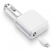 Cellular Line CBRARMFIIPH2AW Auto Bianco caricabatterie per cellulari e