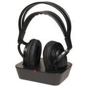 HEADPHONES, Panasonic RP-WF830E-K, FM, Wireless, Black