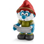 Schleich North America Jungle Papa Smurf Toy Figure