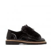 La Redoute Collections Sapatos derbies com presilha mexicana, do 26 ao 39Preto- 39