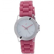 Fastrack Beach Upgrades Analog White Dial Womens Watch - 9827PP07