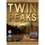 Universal Pictures Twin Peaks: Definitive Gold Box Edition