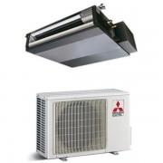 Mitsubishi Electric Climatizzatore Mono Canalizzata Sez-Kd25val / Suz-Ka25va 9000 Btu/h