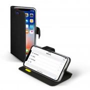 GSM Cases & hoesjes SBS Mobile Sense Book Case iPhone X/XS - Zwart