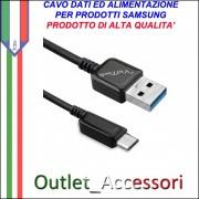 Cavo Dati e Alimentazione Micro USB per Samsung Galaxy Originale Vultech