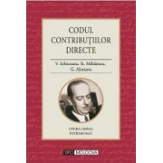 Codul contributiilor directe - V. Erbiceanu St. Mihaiescu G. Alexianu