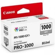 Тонер касета Canon PFI-1000 GY, 0552C001AA