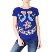 Love Moschino póló kék