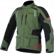 ALPINESTARS Casaco ALPINESTARS Andes V2 Drystar Military Green / Black / Red
