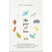 The Year of Less: How I Stopped Shopping, Gave Away My Belongings, and Discovered Life Is Worth More Than Anything You Can Buy in a Stor