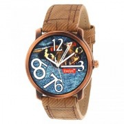 New Evelyn wrist watch for men-EVE-408