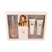 Jennifer Lopez Glow By JLo confezione regalo eau de toilette 100 ml + lozione corpo 75 ml + doccia gel 75 ml donna