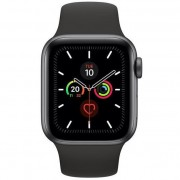 Apple Watch Series 5 (40mm, GPS, Grey Aluminum, Special Import)