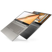 "Lenovo YOGA Yoga C930 Intel Core i7-8550U (4C, 1.8 / 4.0GHz, 8MB) Win10 Pro 64 13.9"" 4K (3840x2160) IPS, 10-point Multi-touch Integrated Intel UHD Graphics 620 16GB Soldered 512GB SSD M.2 PCIe NVMe"